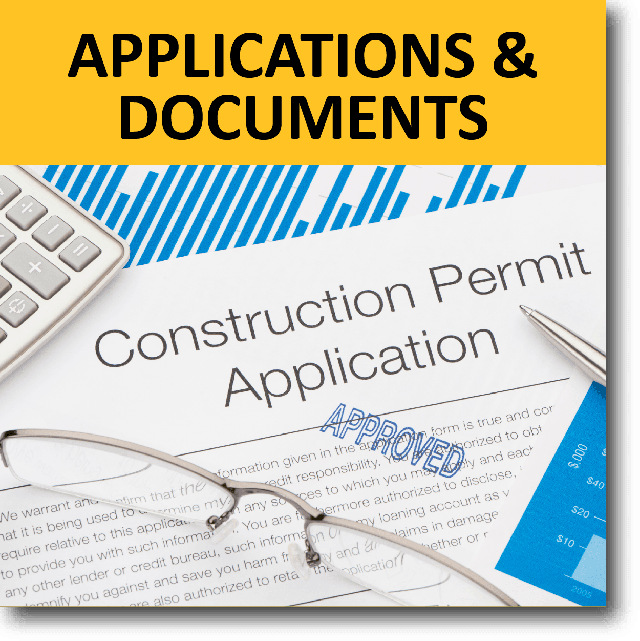 Applications and Documents