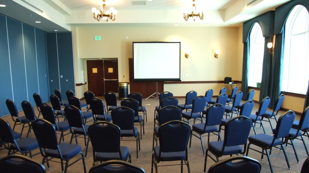 Available Rental Space - Chairs and Screen