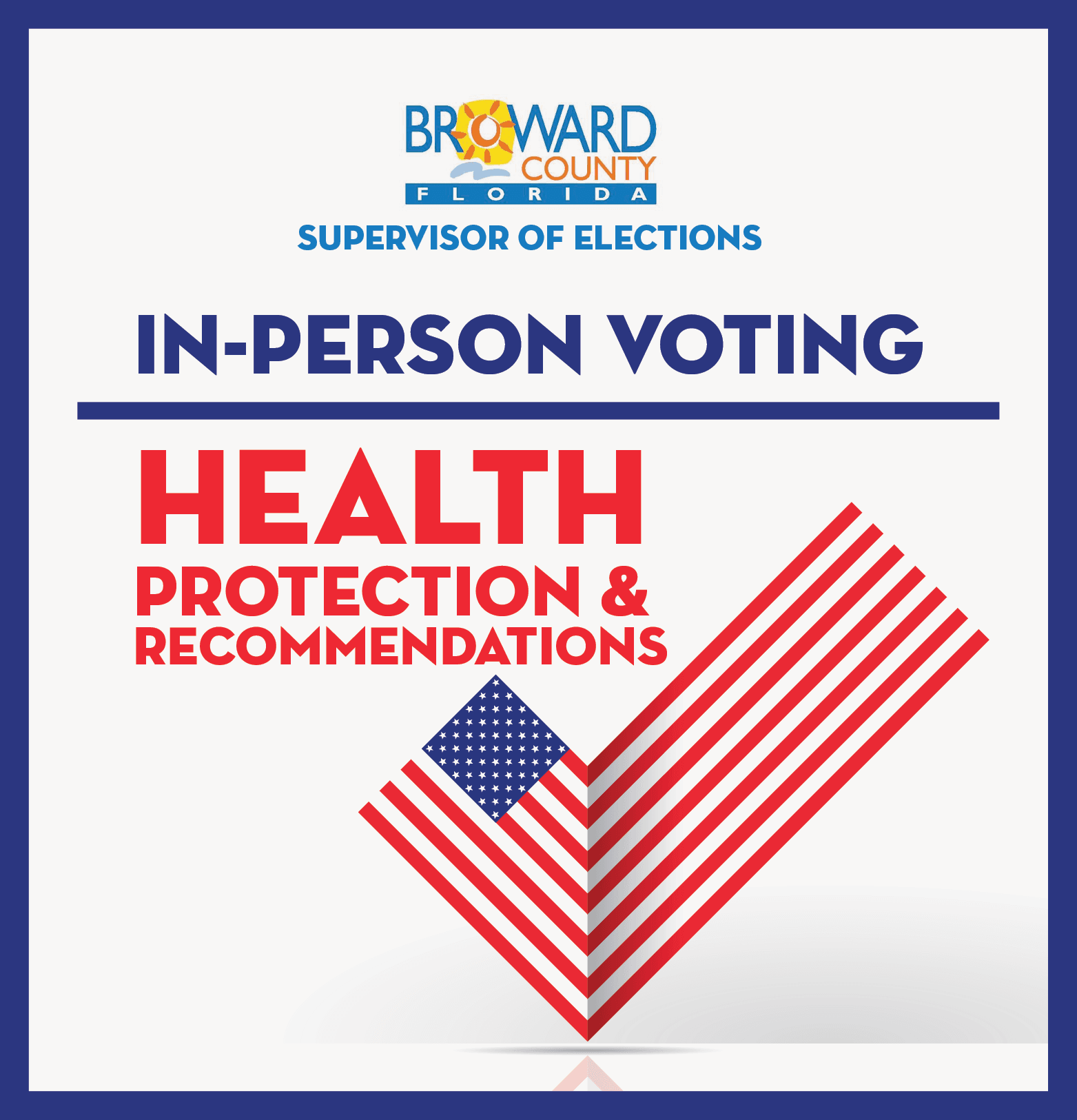 Broward County Voting Health Protection