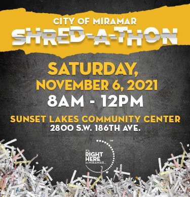 Shred-a-thon Home Page Banner