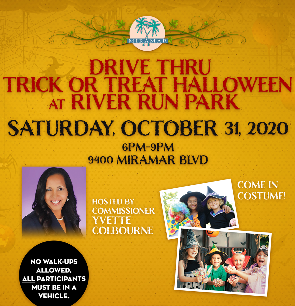 Halloween at River Run Park