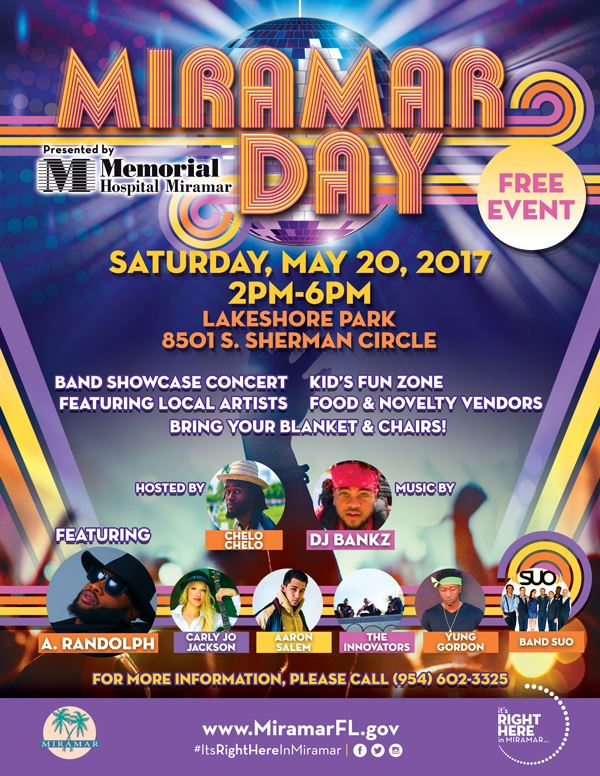 Miramar Day Flyer