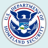 U.S Department of Homeland Security Emblem