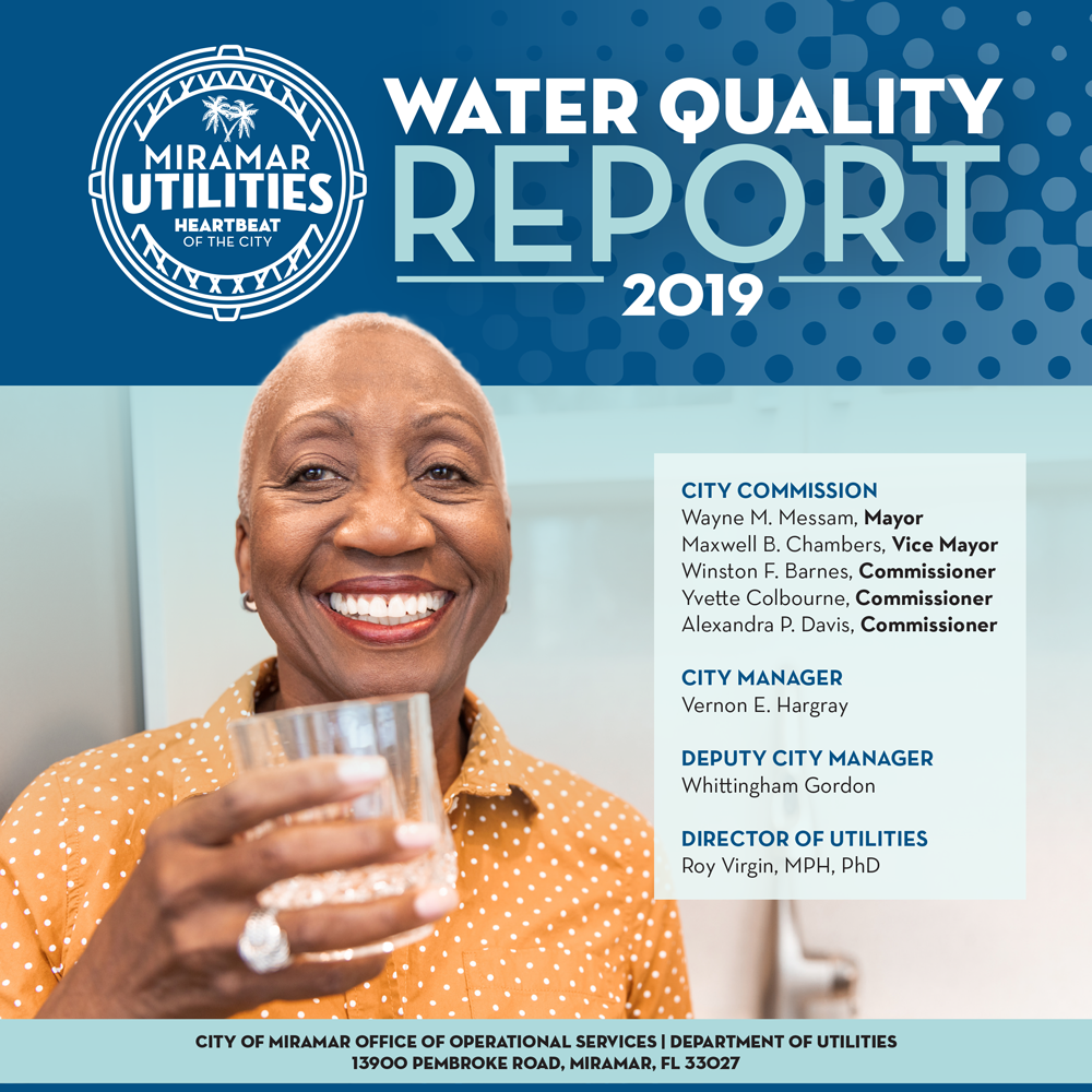 Water Quality Report Social Size