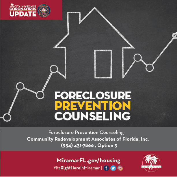 Foreclosure Prevention Counseling Flyer